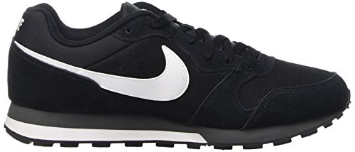 Nike Md Runner anthracite Shoe Black Da Uomo white Ginnastica Scarpe Men's 2 xgrB5wx