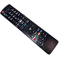 Replaced Remote Control Compatible for LG 60PM6700-UB 55VL355B 60PV250 60PV450C 47LM5800 55LM5800-UC TV