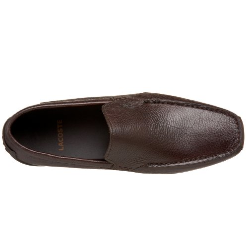 Lacoste Mens Argon Lexi 3 Slip-on Mörkbrun / Demitasse