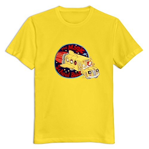 YWT School T shirt Unique Yellow