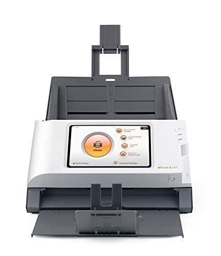 Plustek eScan A280 Essential 600 x 600 dpi - Escáner (600 x 600 dpi, 40 seg/página, 20 seg/página, 300000 páginas, 50000 páginas, Escáner con alimentador automático de Documentos (ADF))