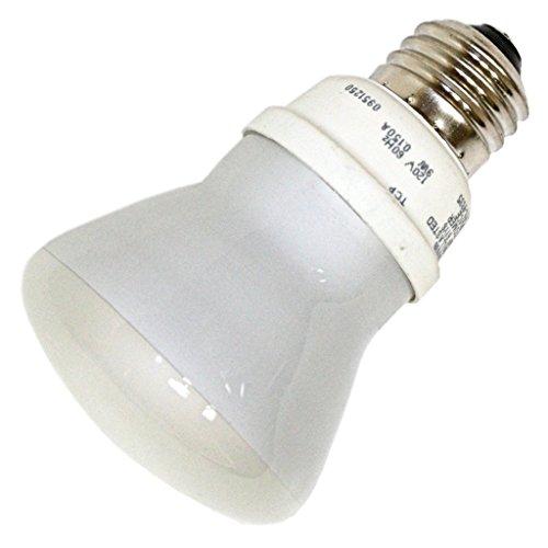 (12-Pack) TCP 1R2014 CFL R20 - 50 Watt Equivalent (14W) Soft White (2700K) Flood Light Bulb