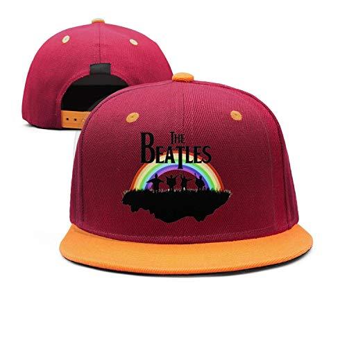 Cool Hip-Hop hat cap The-Britpop-Beatles-sign-logo Pop Unisex cheap caps