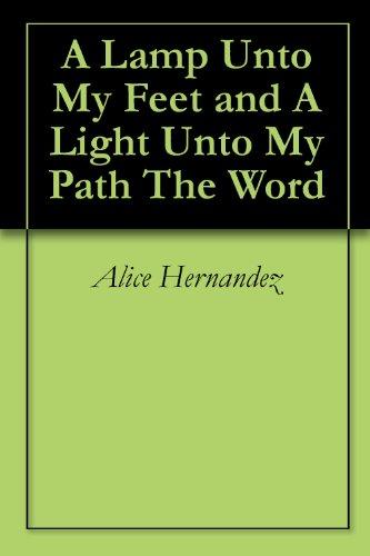 A Lamp Unto My Feet A Light Unto My Path in US - 8