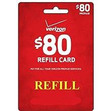 Verizon 80$ card. Sent via e-mail in minutes