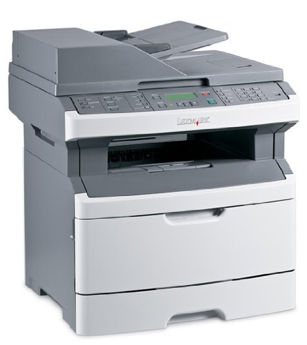 LEXMARK X364DW MFP MONO P/S/C/F FB ADF ENET USB 1200DPI 128MB 33PPM by Lexmark