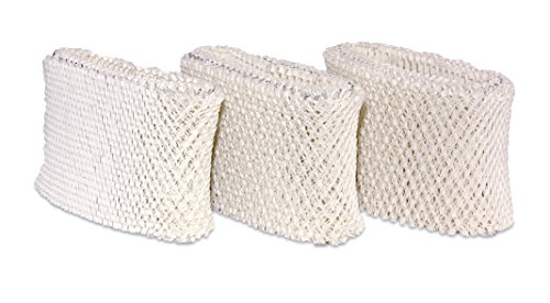 Extended Life Replacement Humidifier Filter (Protec Replacement Humidifier Wicking Filter, 3 Count)