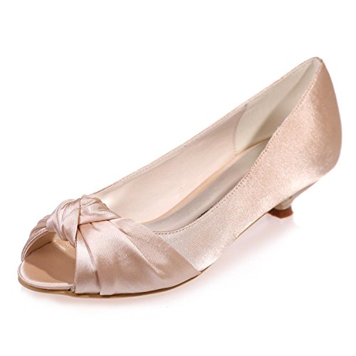 Party Pee L Women Champagne available Heels High Colors Evening Sandals amp; Wedding More YC Toe wg8gqpIx