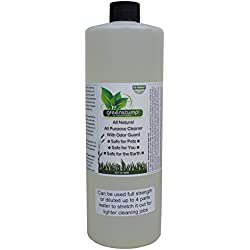 GreenStump 32 oz Pet Cage and Toy Natural Cleaner - Clean Your Cage in place!