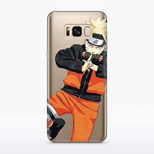 Naruto Shinobi Samsung Note 8 Hard Plastic Case Kunai Hokage Shippuden Anime Manga Protective Shell Case for Samsung Note 8 Ninja Uzumaki Fandom MA1342