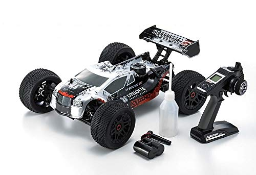 Kyosho Inferno Neo Race Spec 2.0 ReadySet Nitro RC Racing Truck from Kyosho