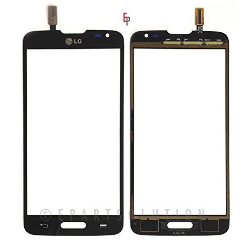 ePartSolution-OEM LG Optimus G L90 D415 D405 Black Digitizer Lens Glass Touch Screen Replacement Part USA Seller