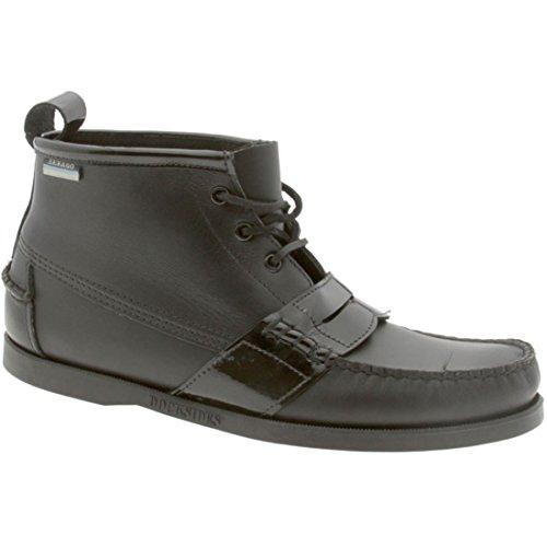 Sebago Heren Stuiver Laarzen Zwart