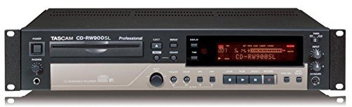 TASCAM CD-RW900SL Slot-loading CD Recorder by Tascam