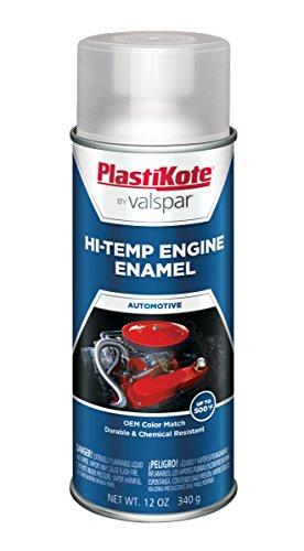 PlastiKote 229 Clear Engine Enamel, 12 oz. ()