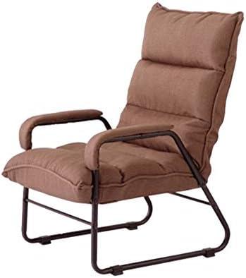 TongN-Sillones Plegable Lazy Couch Cojín Grueso Dormitorio ...