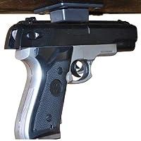 Explorer Tactical Under Mattress Bed Handgun Holster with Tactical Flashlight Loop
