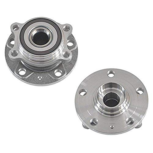 DRIVESTAR 513253 Set FRONT Wheel Hub & Bearing for Audi A3 TT VW Passat Jetta Golf ()