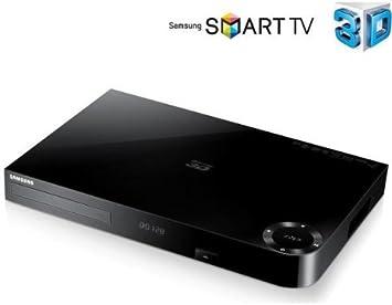 SAMSUNG Reproductor grabadora BLU-Ray 3D BD-F8500: Amazon.es: Electrónica