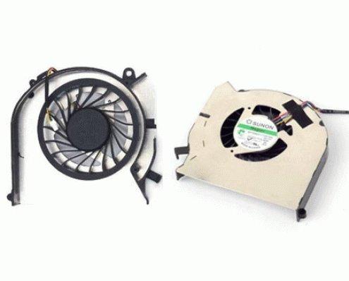 Cooler para HP Pavilion dv6-7000 CTO DV6-7000 DV6T-7000 DV7-7000  P/N: 682061-001 682179-001