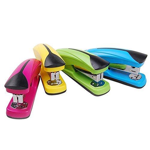 Happy Office Style Stapler,Random Color-ABS91641