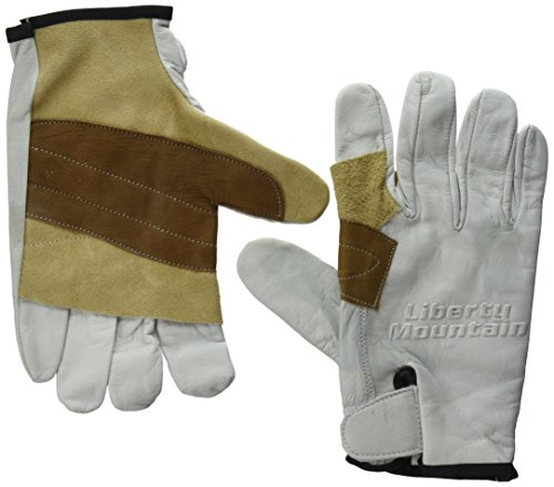 Rappel Gloves (Liberty Mountain Rappel Glove (Natural,)