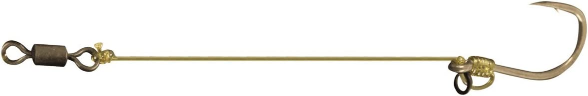 KORDA CHOD RIGS LONG BARBLESS SIZE 8 - KCR030 by Fishing Republic