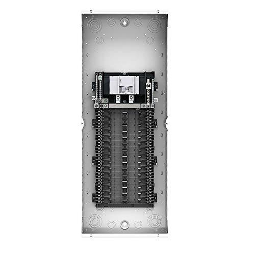 (Leviton LP420-MB 200 Amp, 42-Space, 42- Circuit Indoor Load Center Enclosure with Main Circuit Breaker)