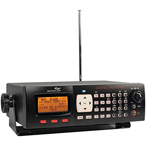 Whistler WS1065 Desktop Digital Scanner ()