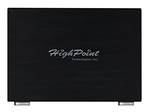 Highpoint SSD6540 – 4-Bay U.2 NVMe RAID Storage Enclosure