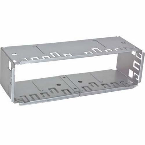 Baseline Connect Universal Radio-Einschubrahmen Metall-Schacht 1DIN