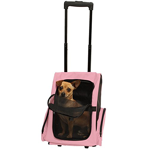 Airline Approved Pet Stroller - 5