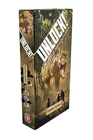 Asmodee Unlock! Expedition: Challenger: Amazon.es: Juguetes y juegos