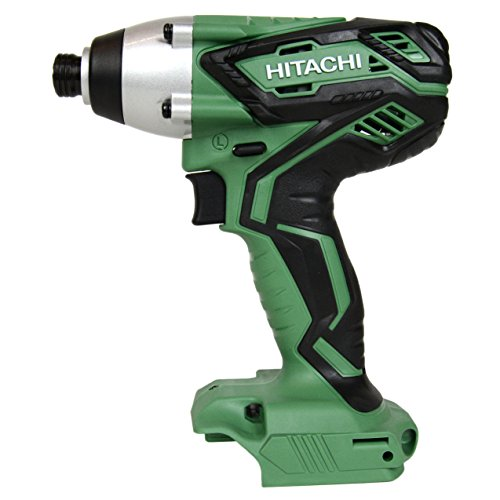Hitachi Drive Tool - Hitachi WH18DGL Impact Driver 1/4 inch Hex Drive (bare tool - no battery, charger or case)