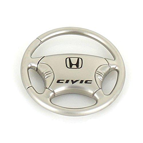 Honda Civic Steering Wheel Keychain