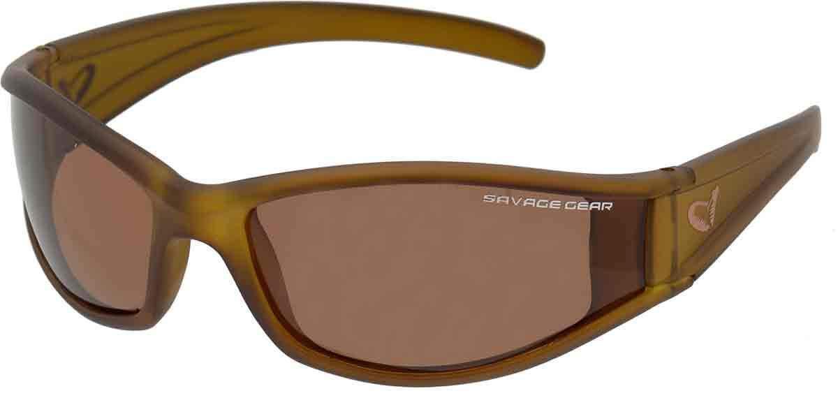 Savage Gear - Shades - flotante polarizadas gafas de sol, Amber (Sun And Clouds): Amazon.es: Deportes y aire libre
