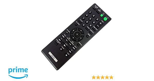 amazon com new replacement remote control fit for rmt d187a for rh amazon com HDMI DVD Player sony cd dvd player dvp-ns710h manual