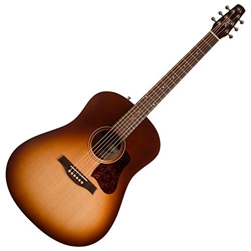 Seagull Entourage Autumn Burst Acoustic Guitar (Finish Burst Cherry)