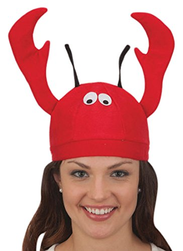 Jacobson Hat Company Velvet Lobster Hat ()