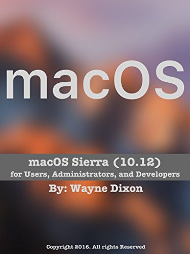 Download PDF macOS Sierra for Users, Administrators, and Developers