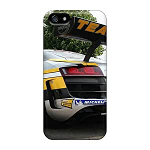 Pretty ZSY6017oSBs Iphone 5/5s Cases Covers/ Audi R8 Racing Series High Quality Cases