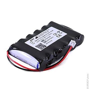 NX - Batería Medical Medicompex Compex 2 7.2V 1.6Ah FC ...
