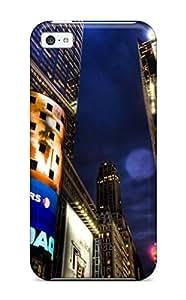 New Premium CaseyKBrown Nasdaq Stock Market New York Skin Excellent Fitted Case For Samsung Galaxy S5 Cover