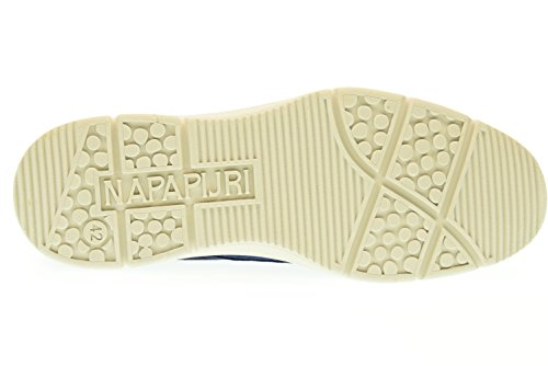 NAPAPIJRI hombre bajas zapatillas de deporte 12837174 N69 HANK Blu
