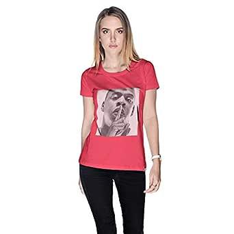 Creo Jay Z T-Shirt For Women - Xl, Pink