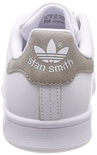 Mixte Blanc footwear Enfant 0 Stan White De White Chaussures footwear Gymnastique J Smith Adidas W8AUwqYTW