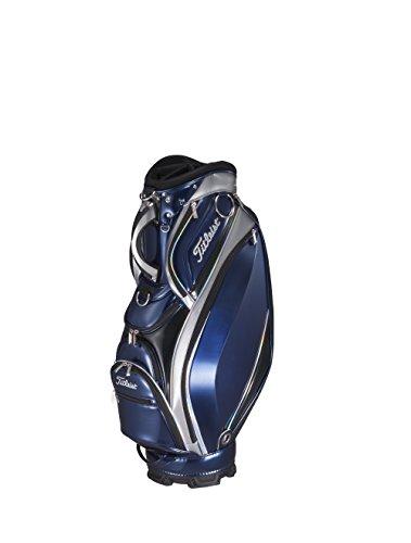 ショートカット押し下げる便利さTITLEIST(タイトリスト) キャディーバッグ スタイリッシュ CB813 9.5インチ メンズ CB813-NV ネイビー 重さ:4.7kg クラブの長さ対応:47インチ