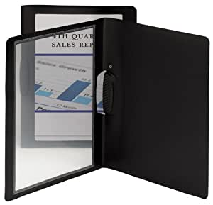 Amazon Com Smead Frame View Poly Report Cover With Swing