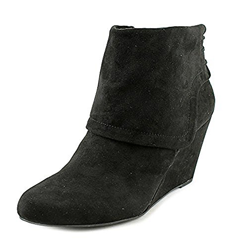 Simpson Women Black Jessica Toe Bootie Suede Black Pointed REACA dqccERw4P