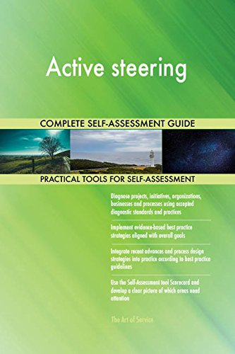 Active steering Toolkit: best-practice templates, step-by-step work plans and maturity diagnostics ()
